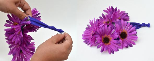 Making Flower Headbands Make Your Own Flower Headband