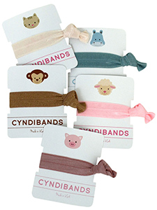 Single Packs Hair Ties Gift Sets